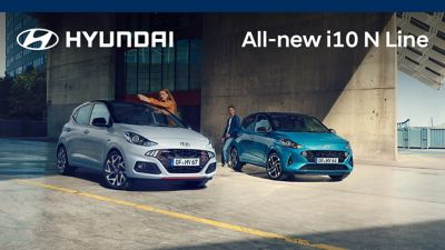 The All-New Hyundai i10 N Line video