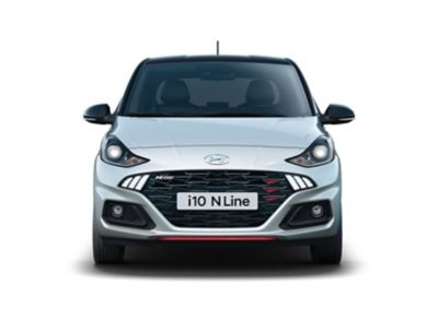 The All-New Hyundai i10 N Line front view