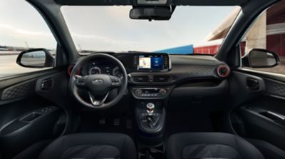 All-New Hyundai i10 N Line dashboard